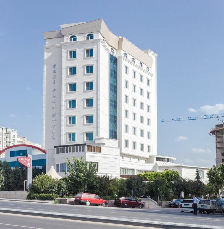Gazi Park Hotel