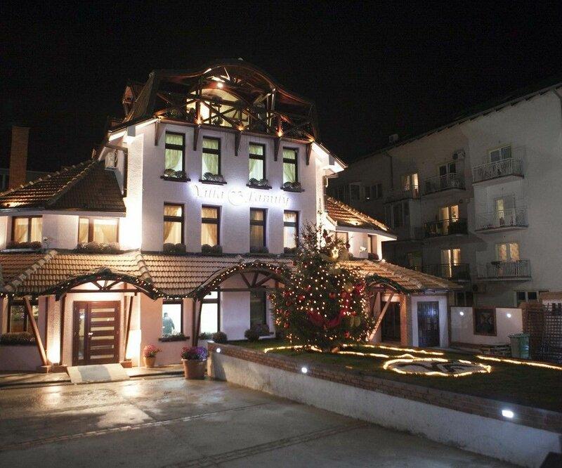 Garni Hotel Villa Family