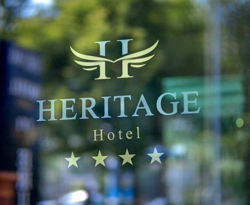 Гостиница Heritage