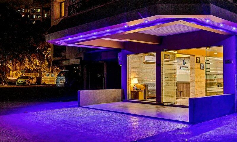 Ashok Deluxe Apartments