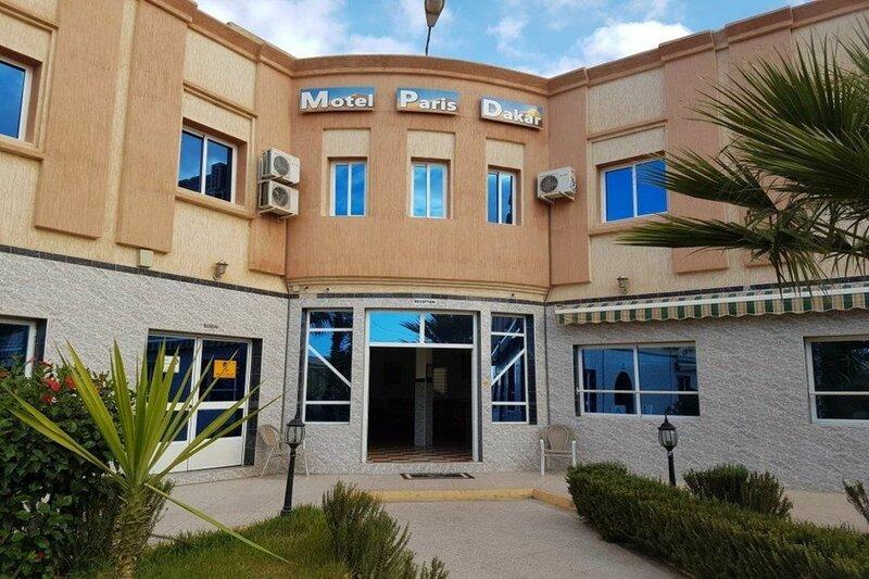 Motel Paris Dakar