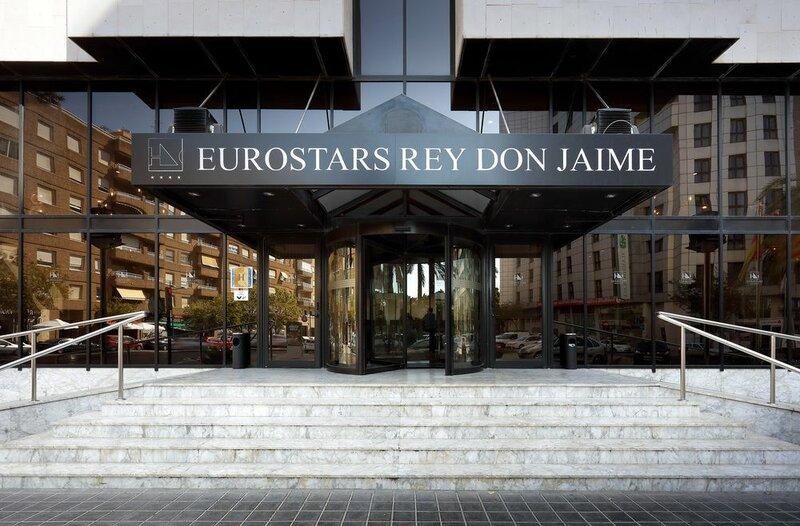 Eurostars Rey Don Jaime Hotel