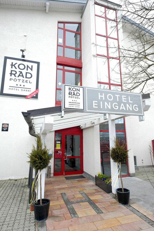 Hotel Konrad Poetzel Holzkirchen