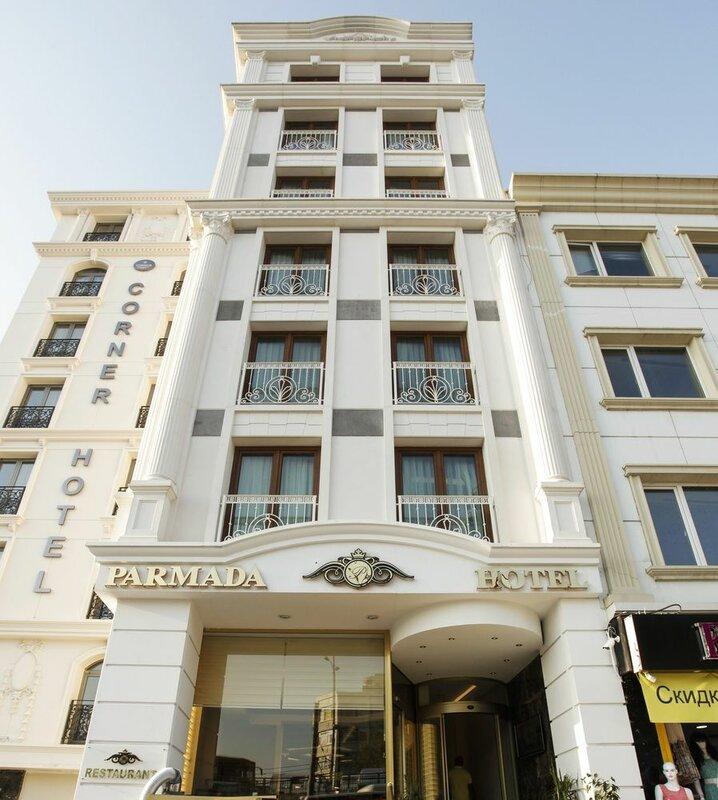 Отель Parmada Hotel Old City