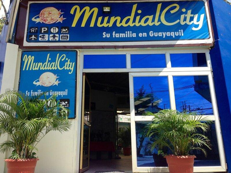 MundialCity Hotel Guayaquil