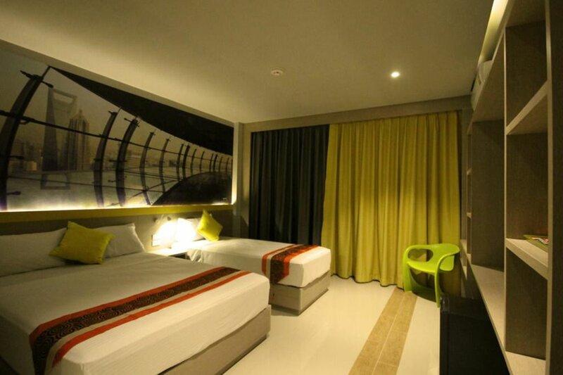 Отель Rooms Republic AO Nang Krabi