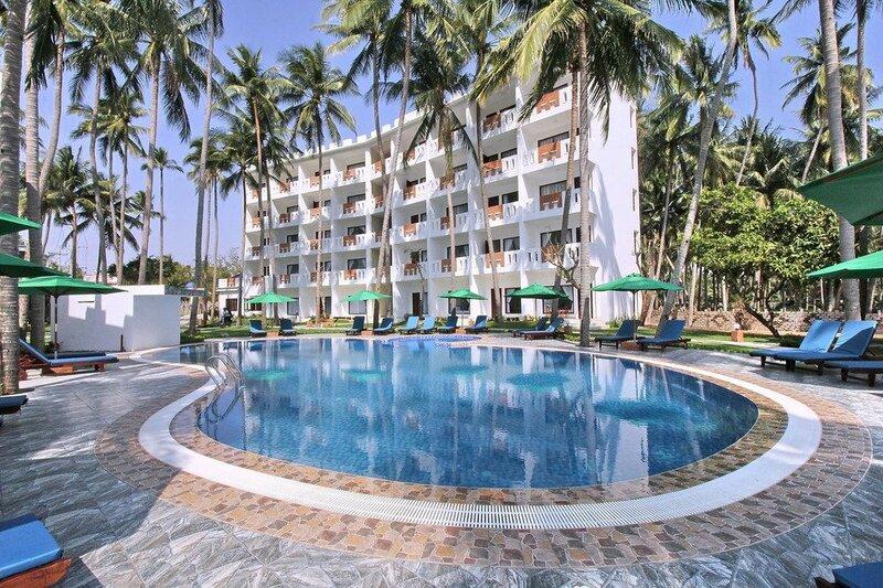Отель Ocean Place Mui Ne Resort