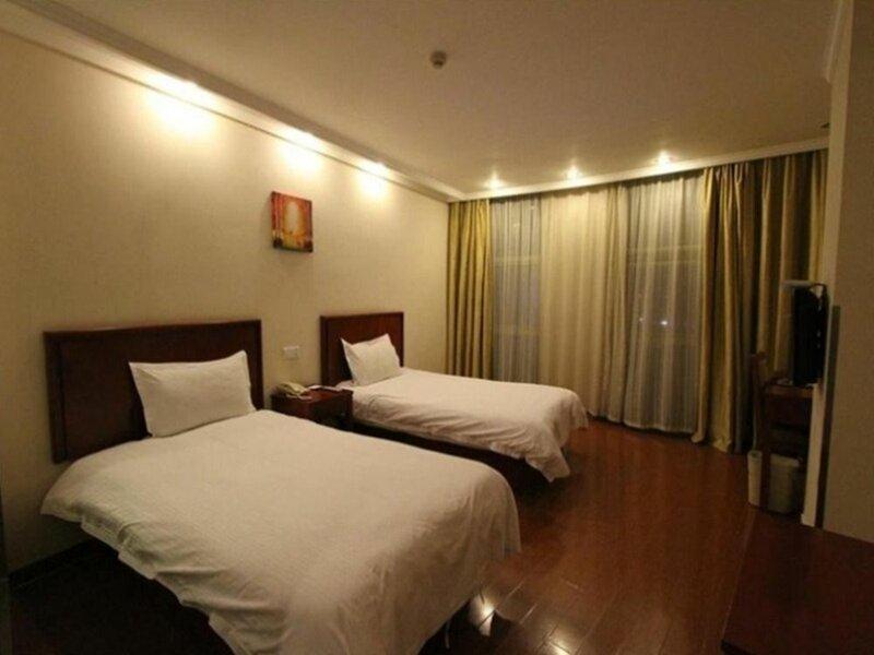 GreenTree Inn XuZhou PiZhou Xinsu Center Fuzhou Road Express Hotel