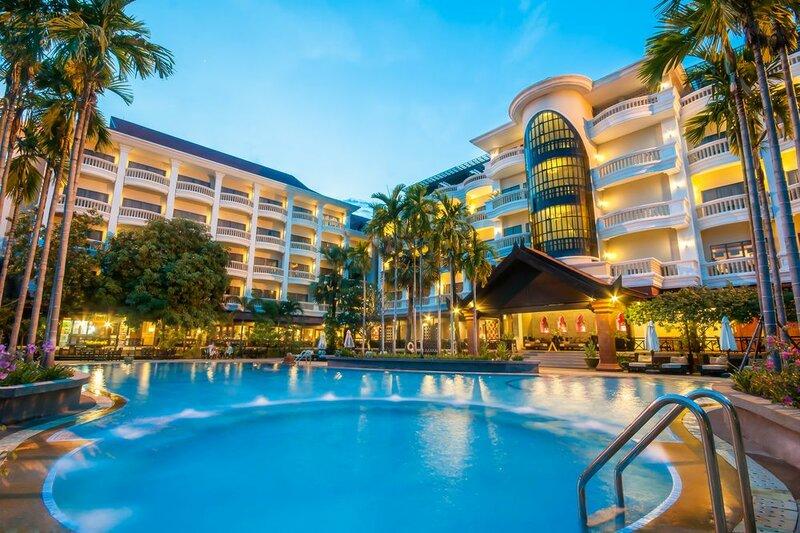 Отель Borei Angkor Resort & SPA