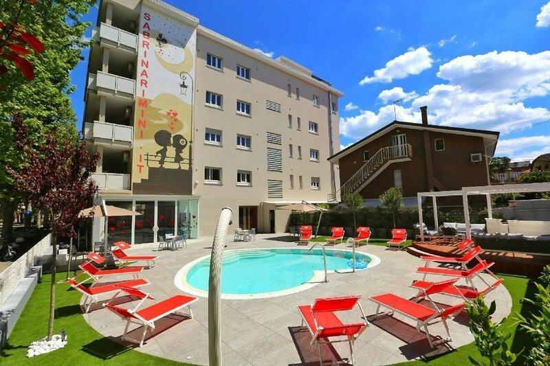 Hotel Sabrina Rimini