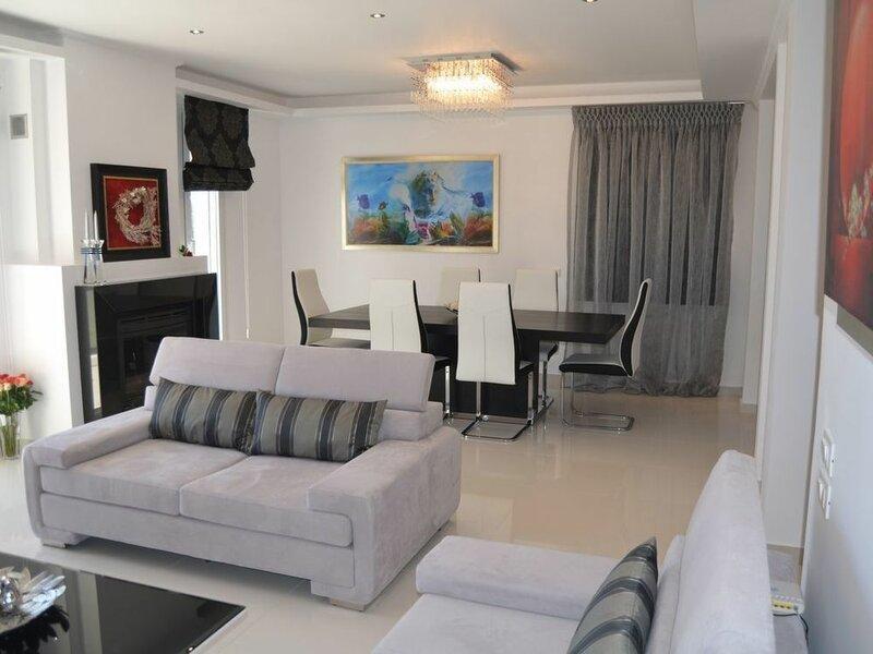 Achillion Luxury Corfu Villa