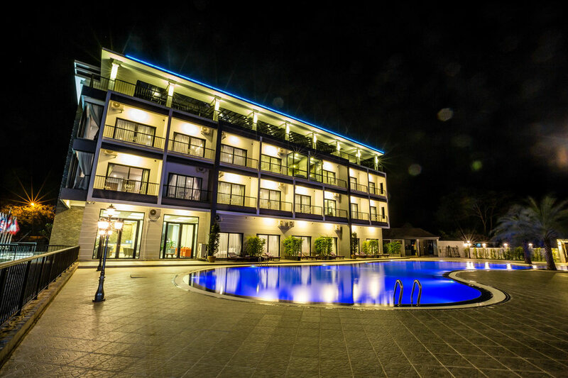 Отель Kep Bay Hotel & Resort