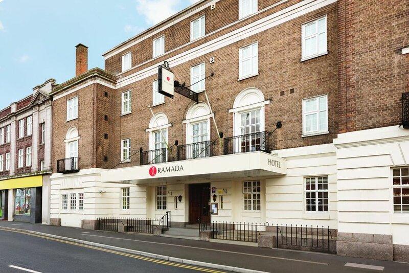 Ramada by Wyndham Loughborough Hotel