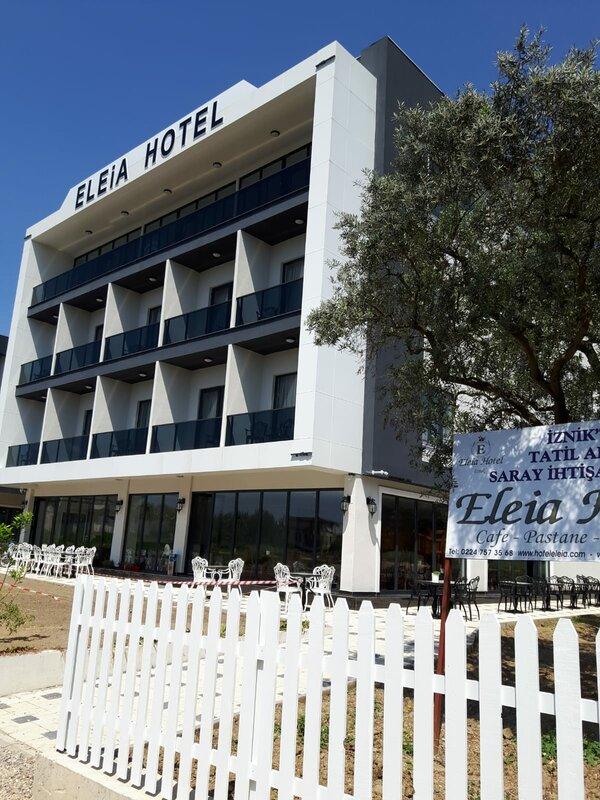 Eleia Hotel İznik