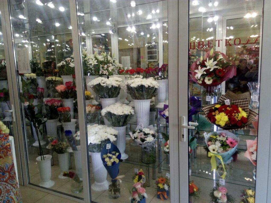 Цветок фуксия, магазин цветов в тюмень планета