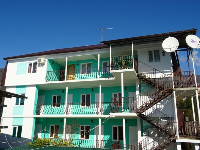 Мини гостиница Энрике