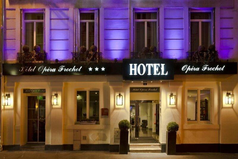 Hôtel Opera Frochot