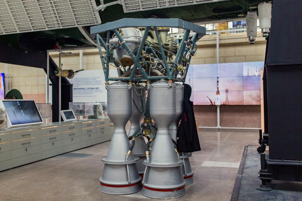 выставочный центр — Космонавтика и авиация — Москва, фото №5