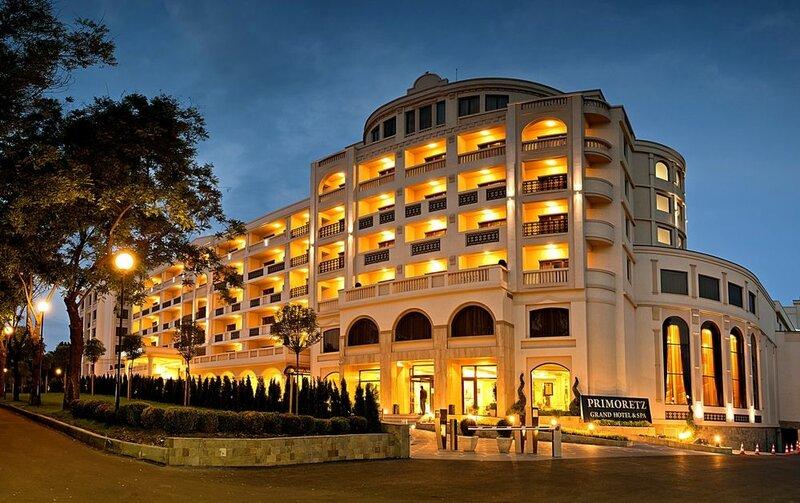 Primoretz Grand Hotel And SPA