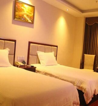 GreenTree Inn Guangzhou Chimelong Paradise Yuangang Metro Station Hotel