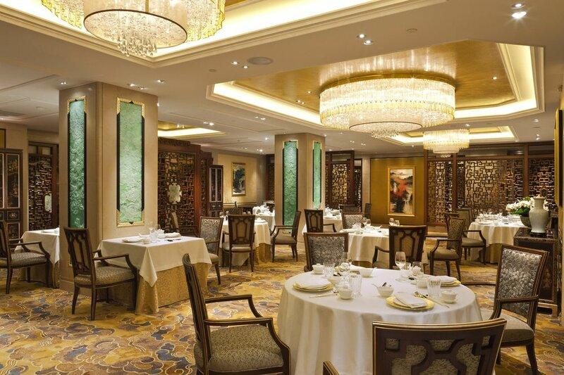 Гостиница Shangri-La Hotel