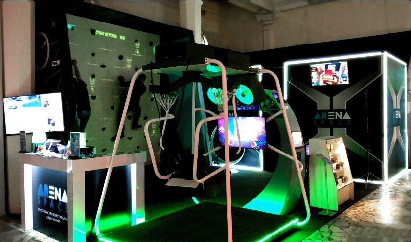 клуб виртуальной реальности — ARena Space - центральный офис — Москва, фото №6