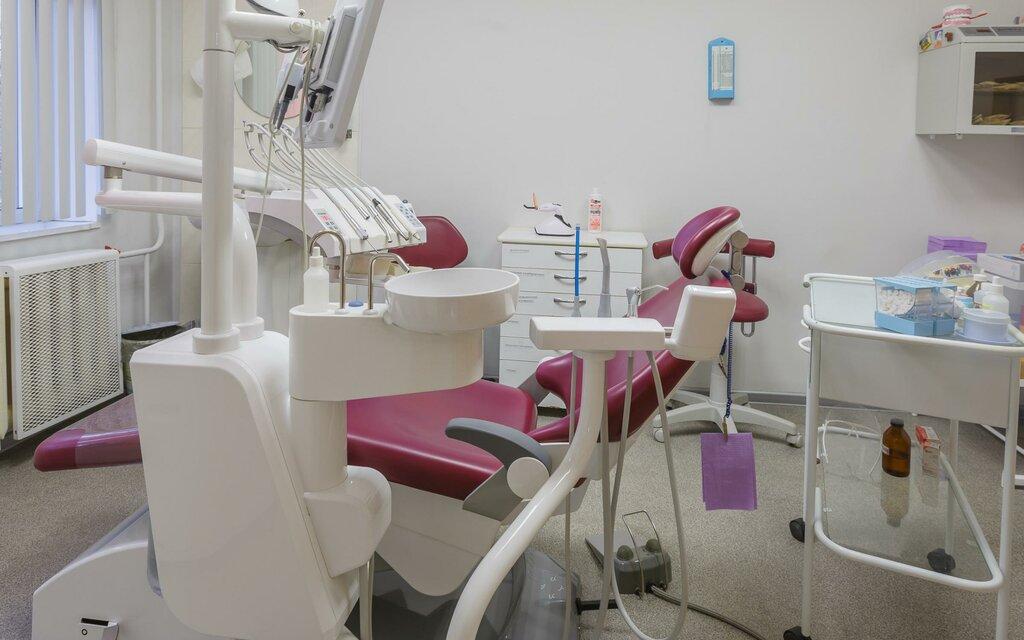 стоматологическая клиника — Альфа-Дент — Красноярск, фото №1