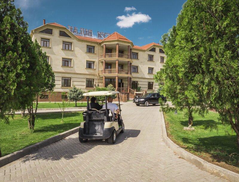 Altyn Bulak Golf & Health Resort