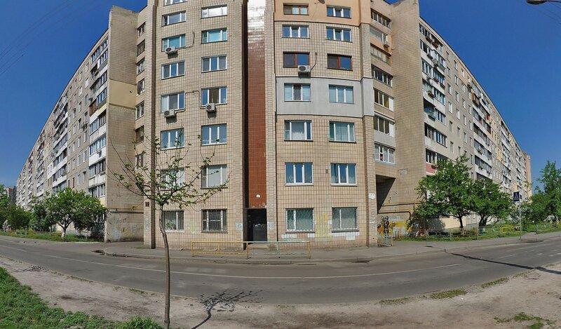 Апартаменты On river bank Prirechnaya Street