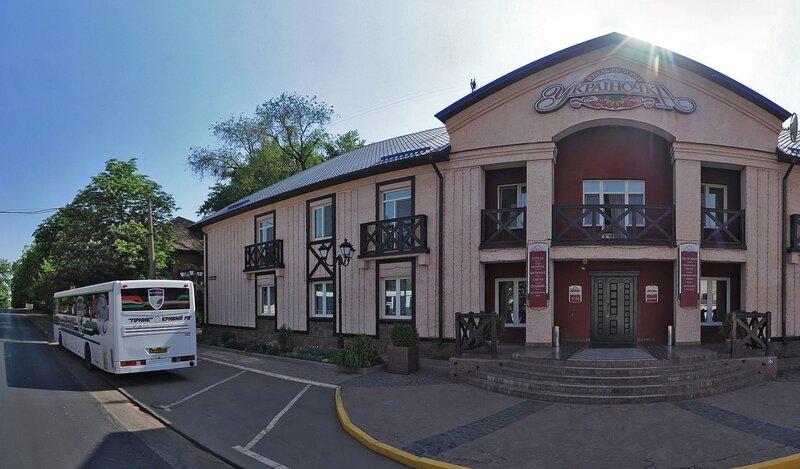 Гостиница Украиночка