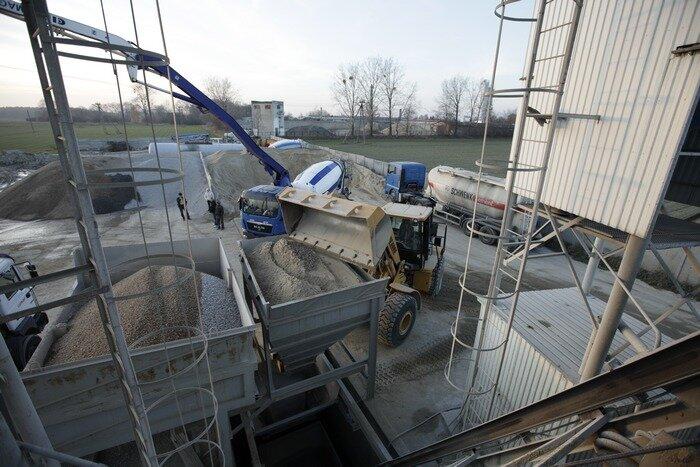 Завод бетон тамбов удельный вес тощего бетона