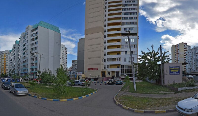 Apartment on Vysotskogo Street