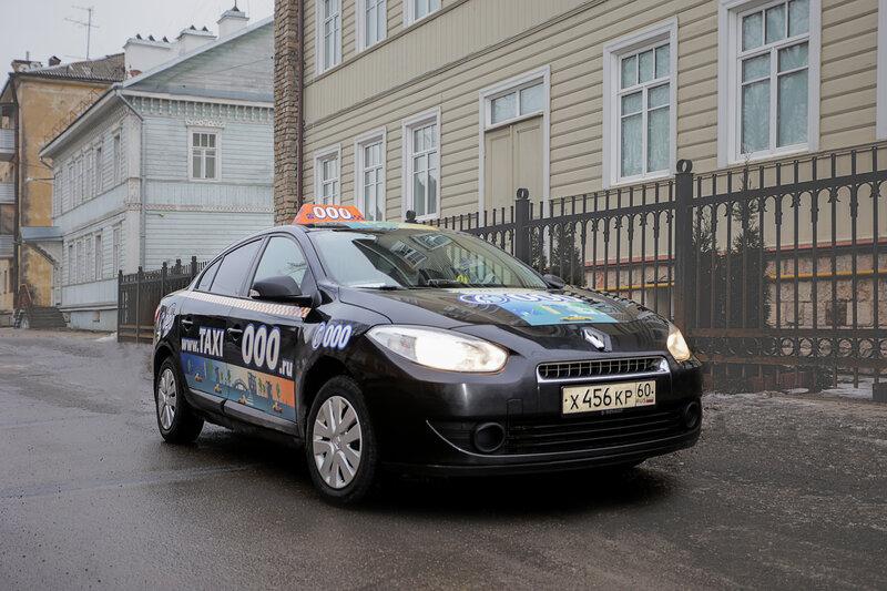 Такси 000 - фотография №10