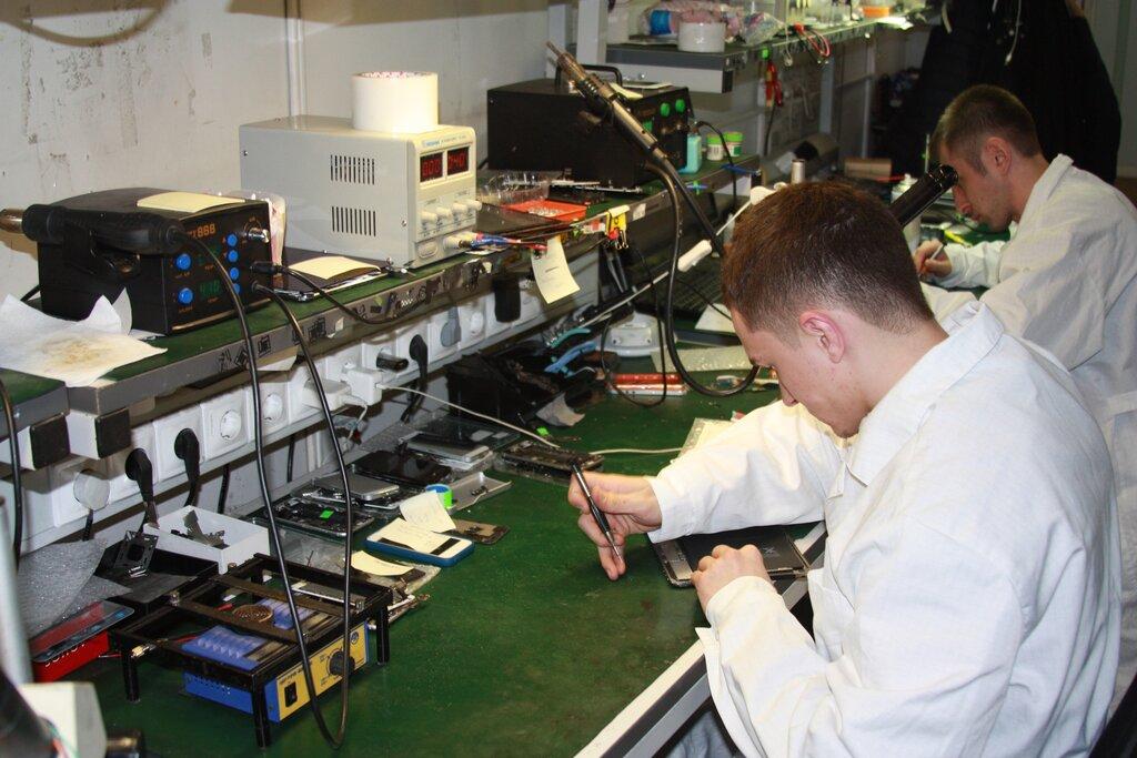 ремонт телефонів — X-Repair — Москва, фото №7