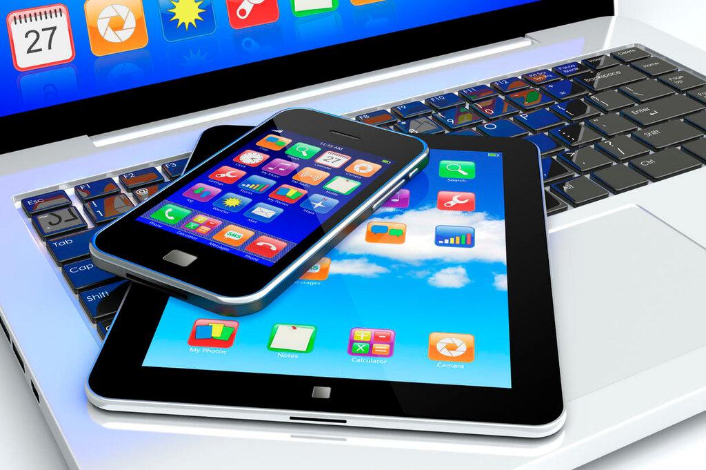 отличные, картинки компьютера планшета смартфона общем понимании про