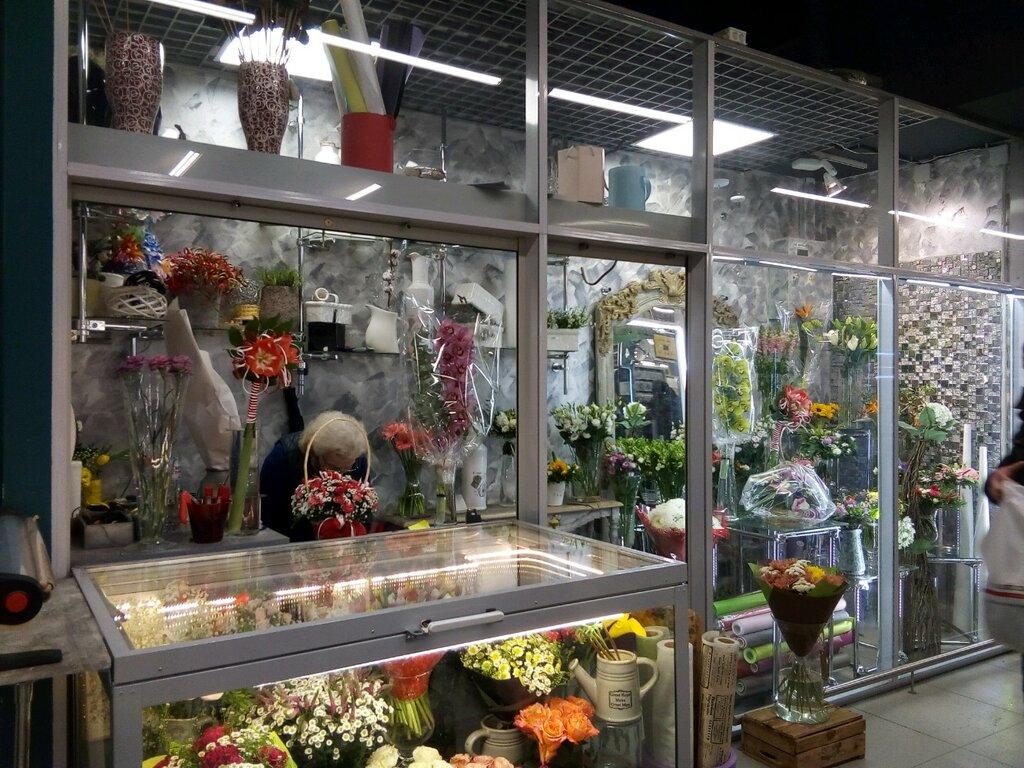 Улан, сеть магазинов цветов у метро киеве