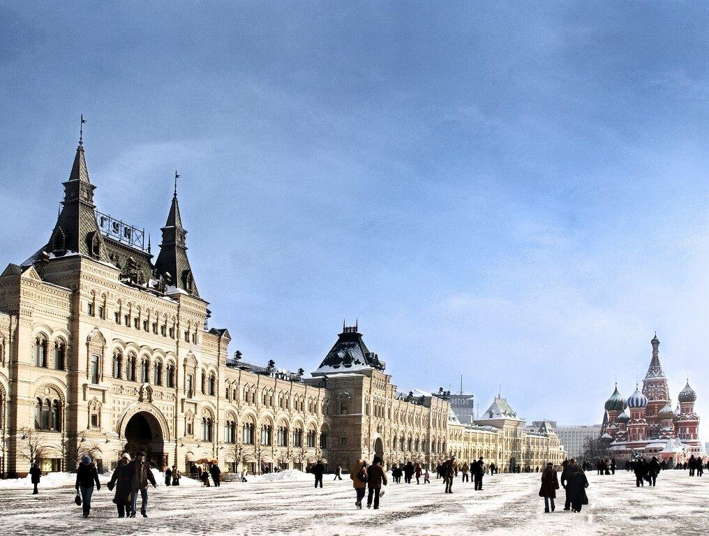 торговый центр — ГУМ — Москва, фото №6
