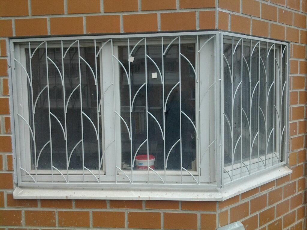 можно какие решетки поставить на окна балкона фото что
