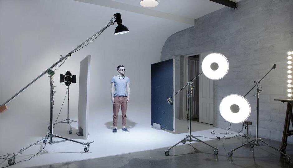 Аренда фотостудии в москве вднх