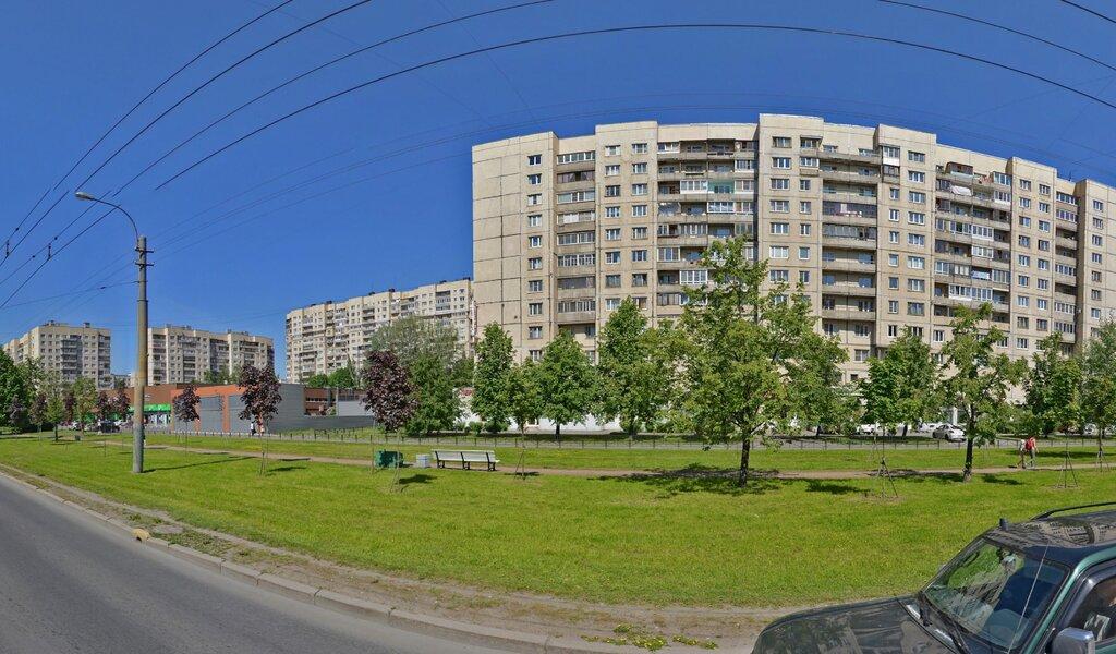 Панорама аптека — Аптека Озерки — Санкт-Петербург, фото №1