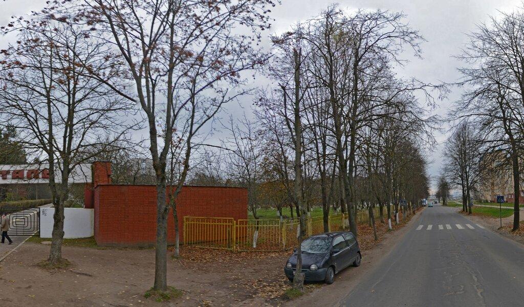 Панорама лікарня для дорослих — Госпиталь инвалидов ВОВ — Лесной, фото №1
