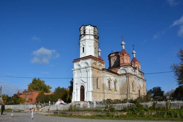 orthodox church — Tserkov Troitsy Zhivonachalnoy V Issade — derevnya Issad, фото №4