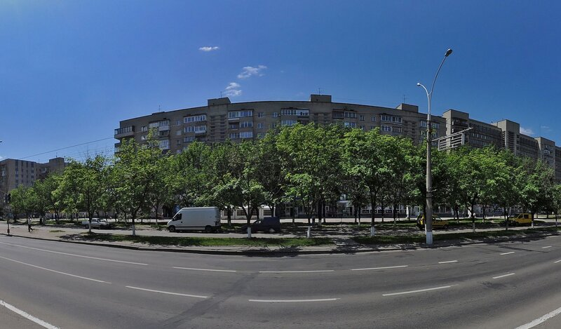 Apartamenty Kharkovskaya