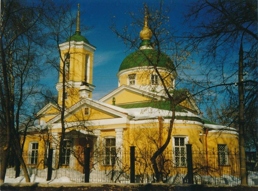 фотография церкви в болшево московской области изменения были сделаны