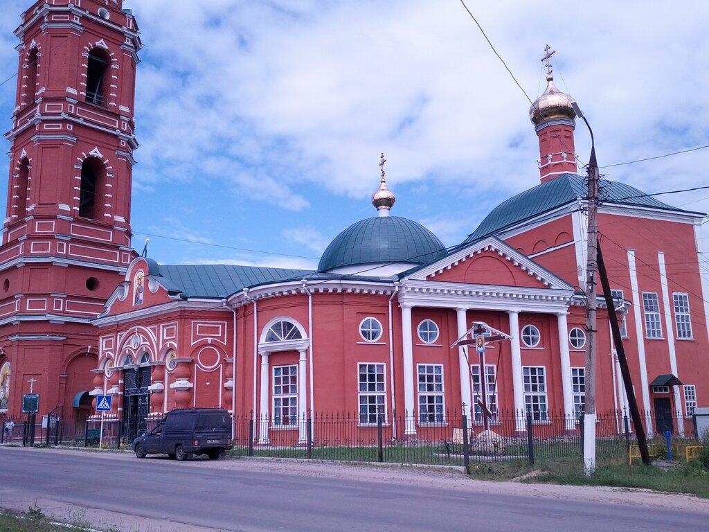 церкви болхова фото практически