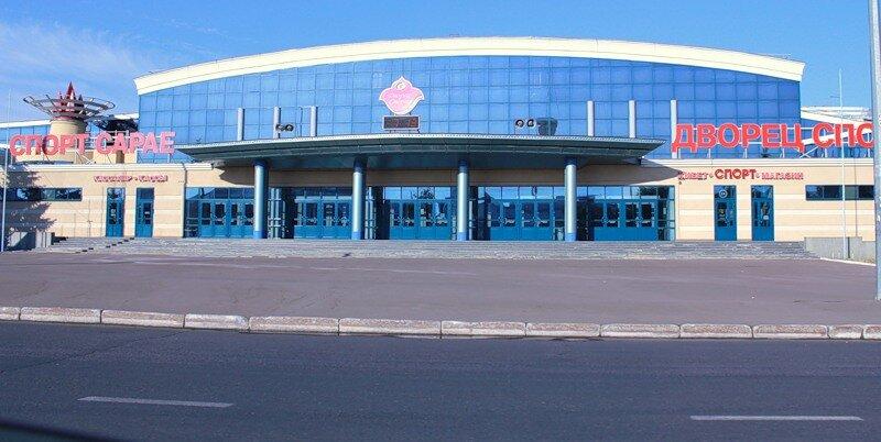 спортивный комплекс — ГБУ Дворец спорта — Казань, фото №8