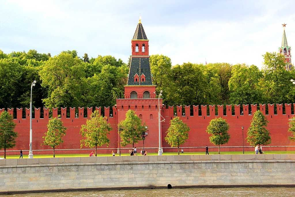 музей — Спасская башня — Москва, фото №9