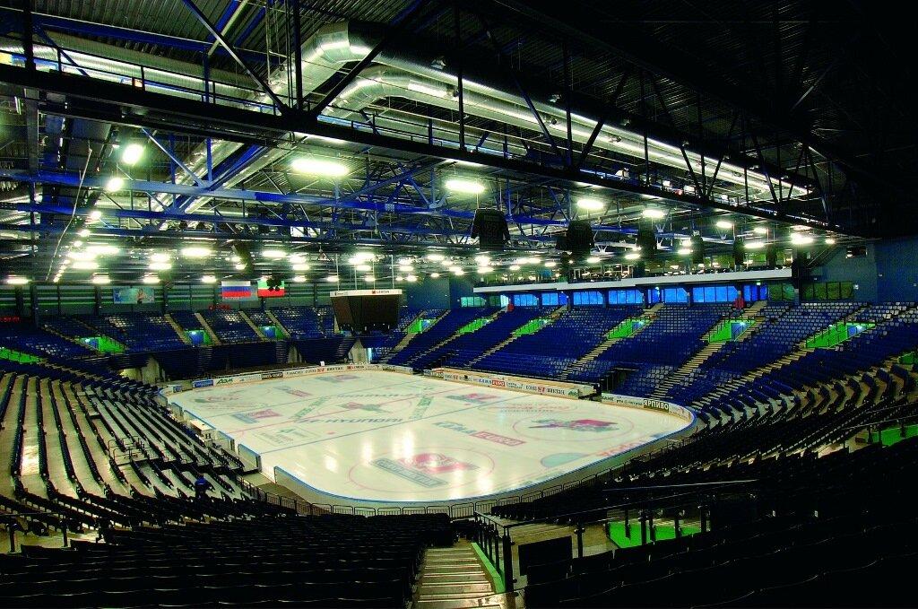 спортивный комплекс — Татнефть Арена — Казань, фото №8
