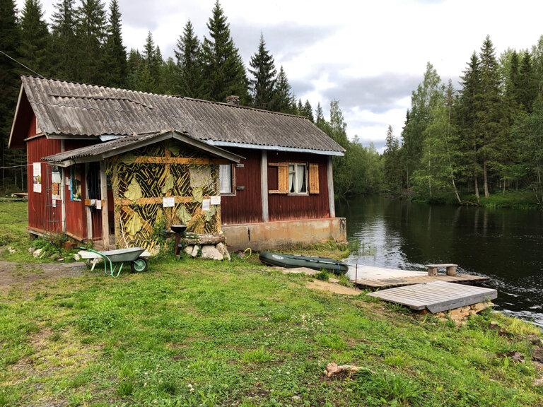 Финская мельница