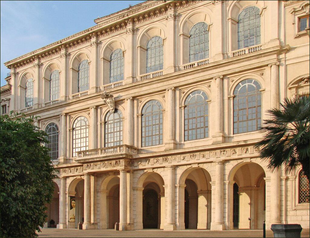 Римский дворец фото
